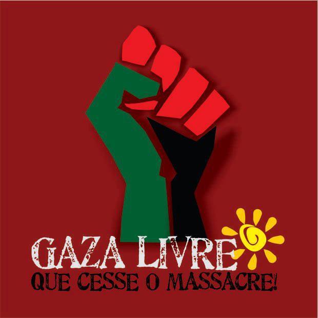 Uma tarefa à juventude: organizar a solidariedade e parar a agressão em Gaza!