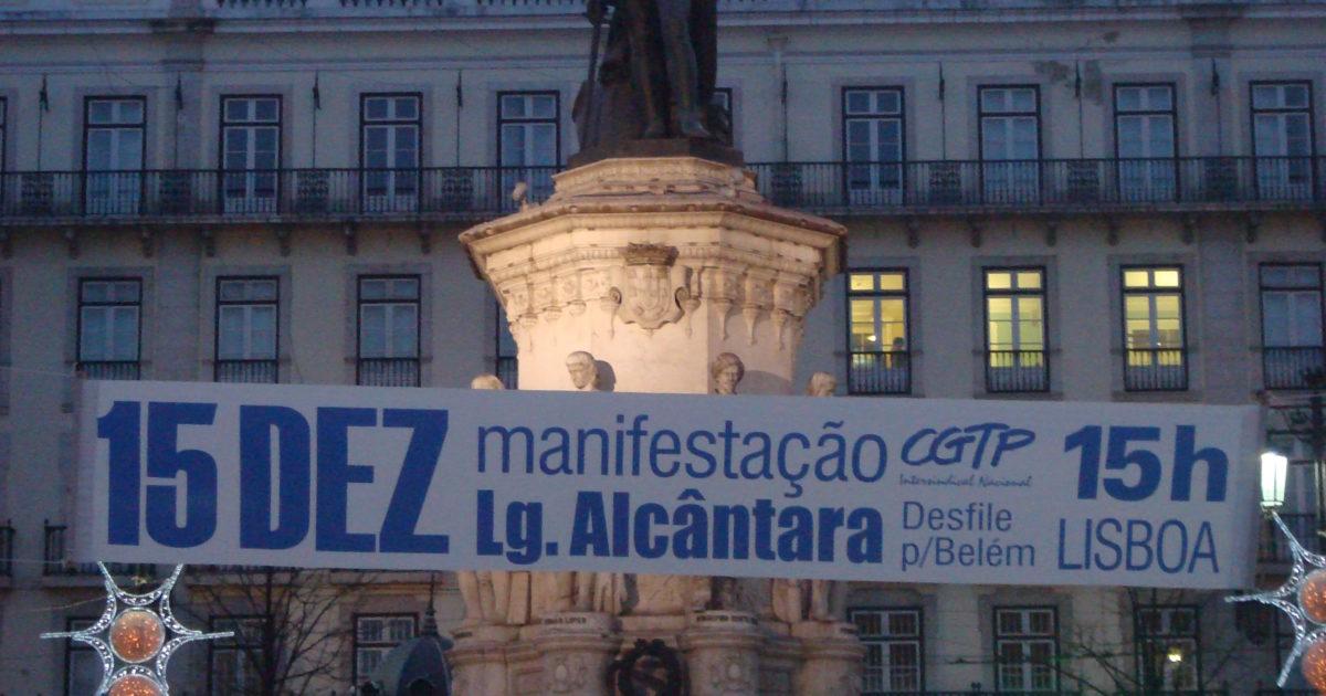 Em Portugal, Juntos acompanha a luta da juventude e constrói o I Acampamento Internacional da Juventude