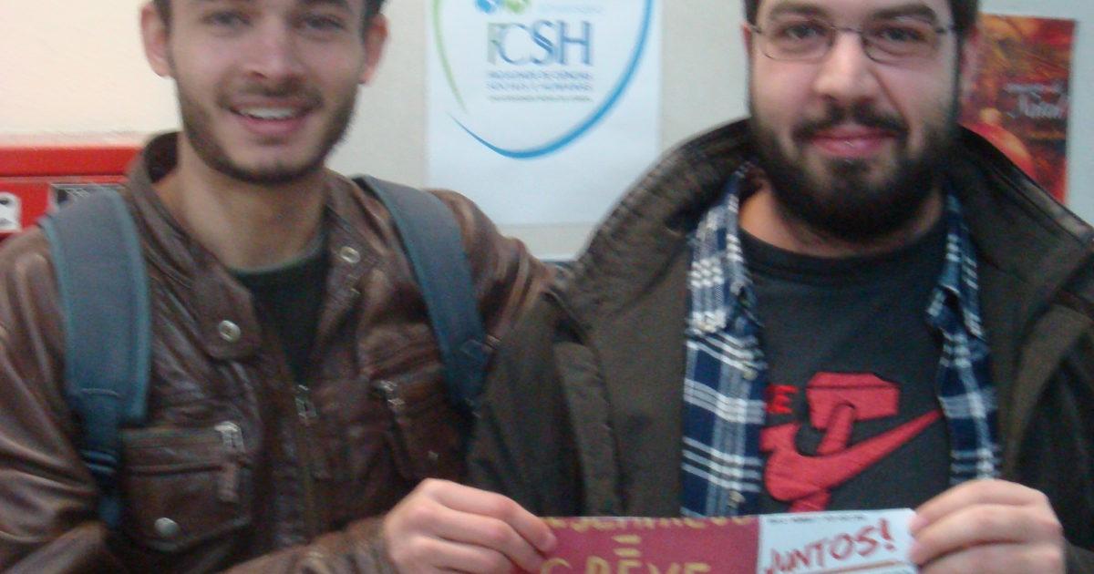 Entrevista com Rodrigo Rivera, ex-membro da Direção Nacional de Juventude do Bloco de Esquerda em Portugal