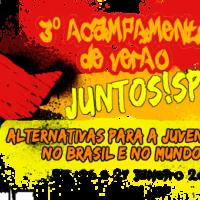1º Circular do III Acampamento Estadual do Juntos! SP