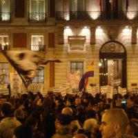 No país dos indignados, Juntos constrói o I Acampamento Internacional da Juventude