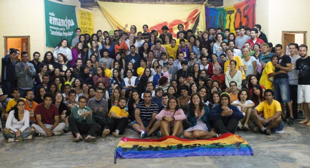 Juntos construindo uma nova alternativa para a juventude!