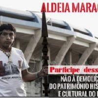 Na Aldeia Maracanã, não deixaremos o um novo Pinheirinho acontecer!