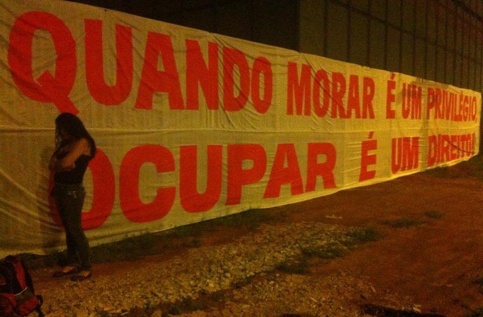 Juntos apoia ocupação do MTST em Brasília