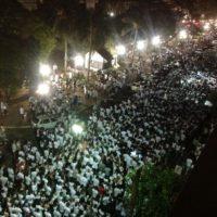 Santa Maria: Mais de 35 mil caminham em homenagem aos jovens mortos