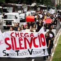 Contra violência: Viviane Presente!
