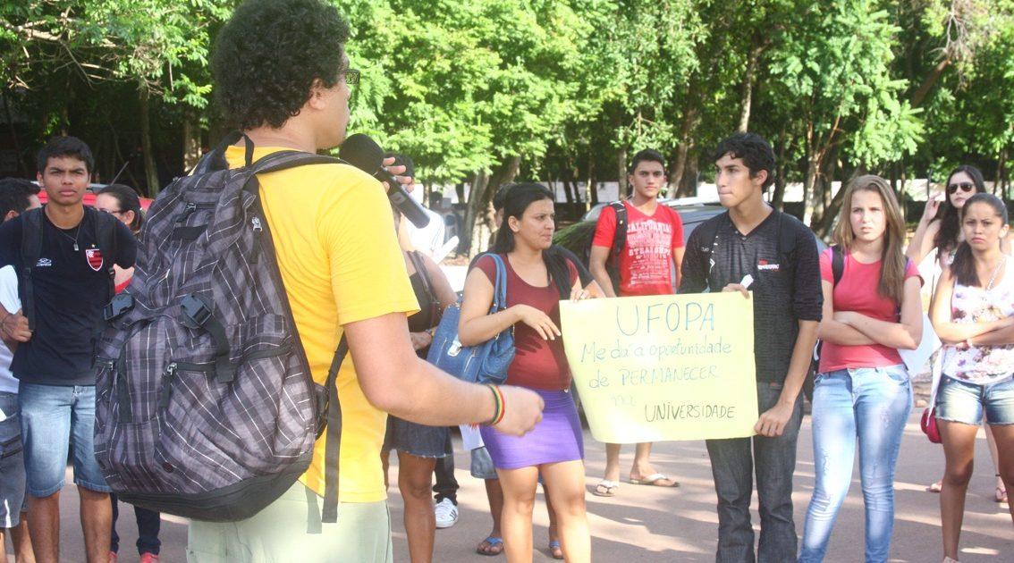 A UFOPA e o Problema com a Assistência Estudantil