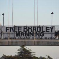 1000º dia de prisão de Bradley Manning é marcado por protestos