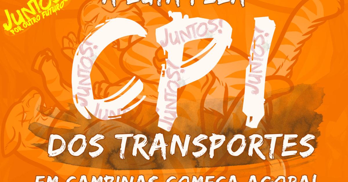 Jonas, retire o aumento e CPI dos transportes já!
