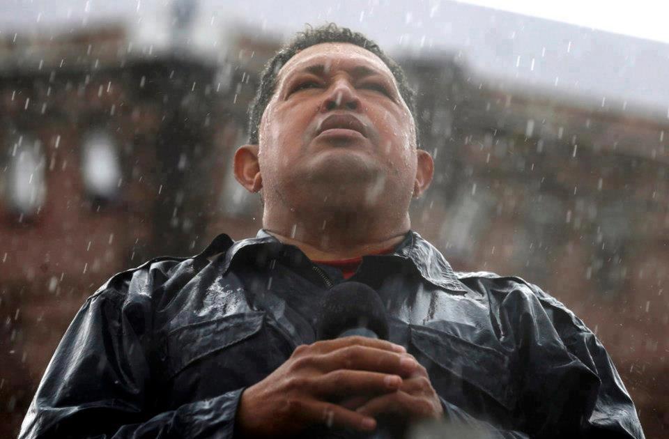 Chávez presente!