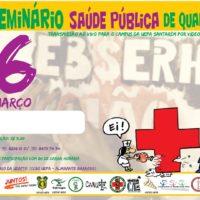 Vem ai: 2º Seminário de Saúde Pública de Qualidade do Juntos!
