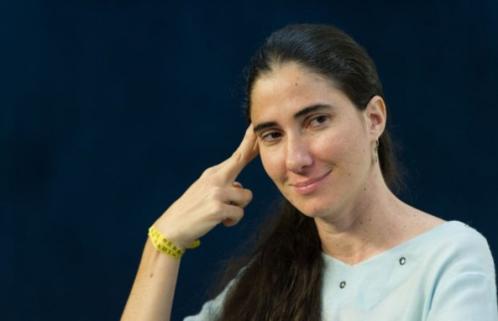 O que defende quem defende Yoani Sánchez?