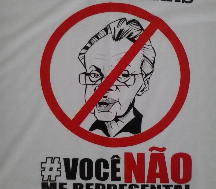 Segue a luta por Democracia na UFOPA