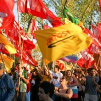 Em Buenos Aires, Acampamento Internacional é uma imensa vitória para o Juntos!