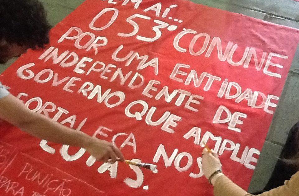 A maré virando em todo Brasil: Oposição de Esquerda vence eleições do CONUNE na USP