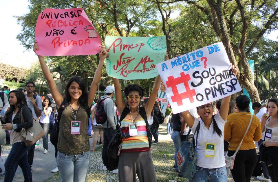 A luta da juventude em São Paulo e o 11º CONUEE-SP