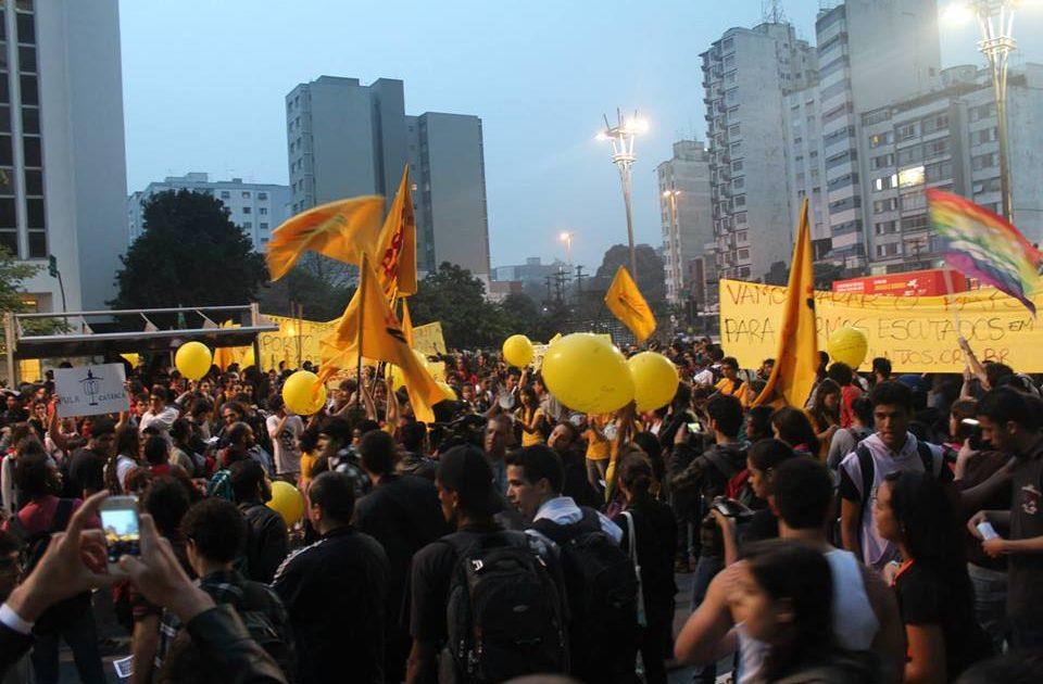 Manifestos em São Paulo e a Criminalização dos Movimentos Sociais
