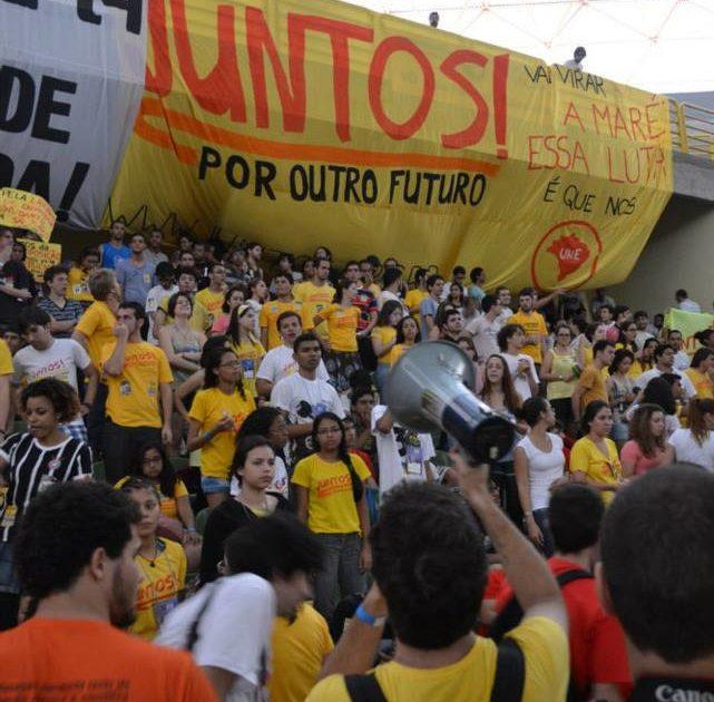 53º Congresso da UNE: cresce a voz dos estudantes indignados