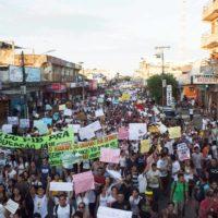 20-J: 15 mil indignados nas ruas de Santarém!
