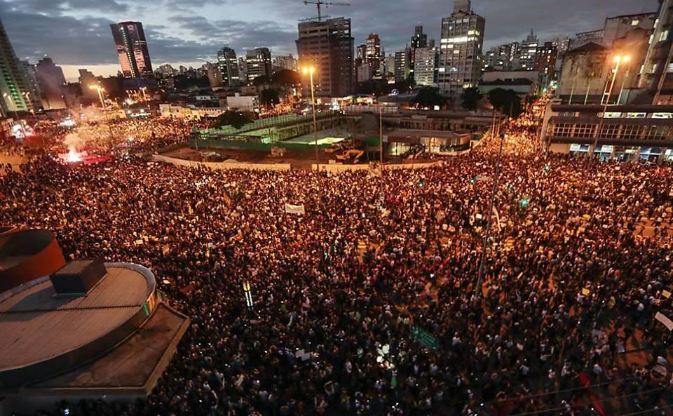 Nada é impossível de mudar:  20 de junho, o BRASIL vai parar!