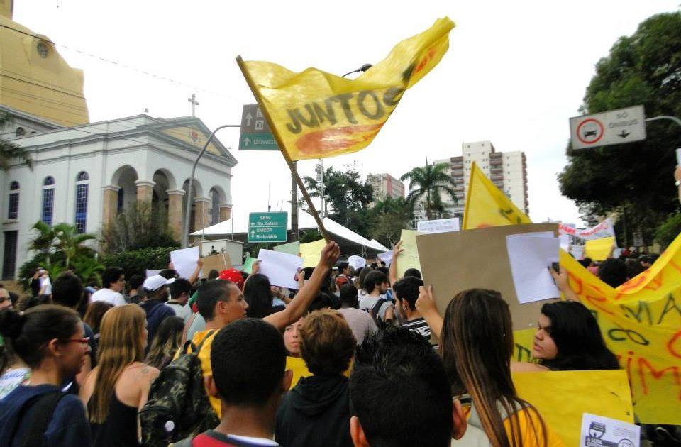 Avança a luta para a conquista de um Transporte Justo em São Carlos