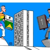 A luta pelo estado laico no país da cura gay