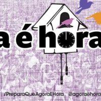 Juntos! em apoio a Chapa, Prepara que Agora é Hora para as eleições do DCE da UFRJ