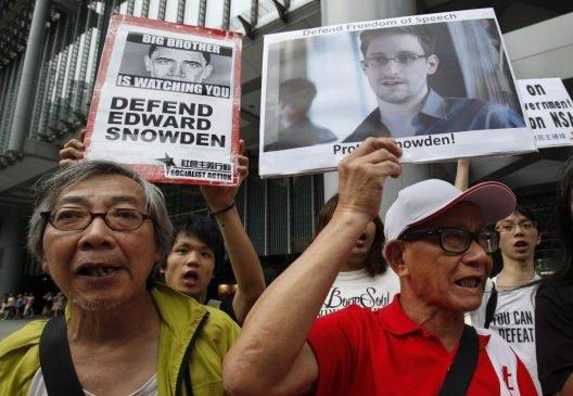 O caso Edward Snowden
