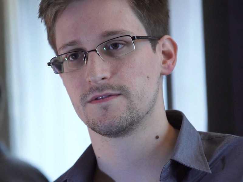 Carta de Edward Snowden em Moscou