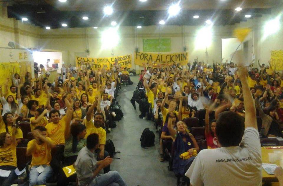 I Assembleia Nacional do Juntos: dois anos organizando a indignação para construir outro futuro