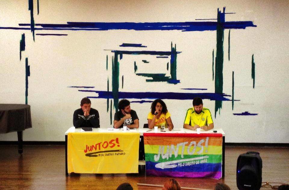 Organizando a nossa indignação no 1º Encontro do Juntos! no DF