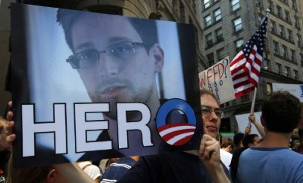 Mi casa es su casa, Snowden: Queremos você na América Latina!
