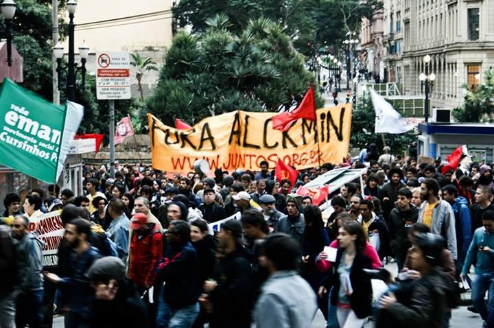 """Uma discussão sobre o ato de 14/08 em São Paulo e a """"ocupação"""" da Câmara: nossa luta deve ser com o movimento!"""
