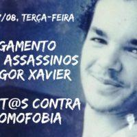 Primeiro julgamento de assassinato por homofobia através de  júri popular no Brasil