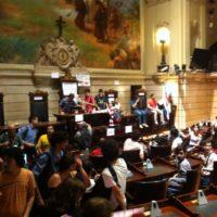 A ocupação da Câmara do Rio: um passo importante
