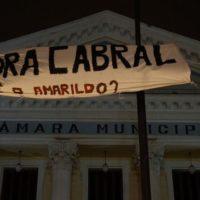 A Câmara Municipal de Niterói está ocupada!