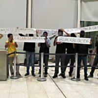 #Manifesto do Juntos! Ocupação da Câmara Legislativa do Distrito Federal