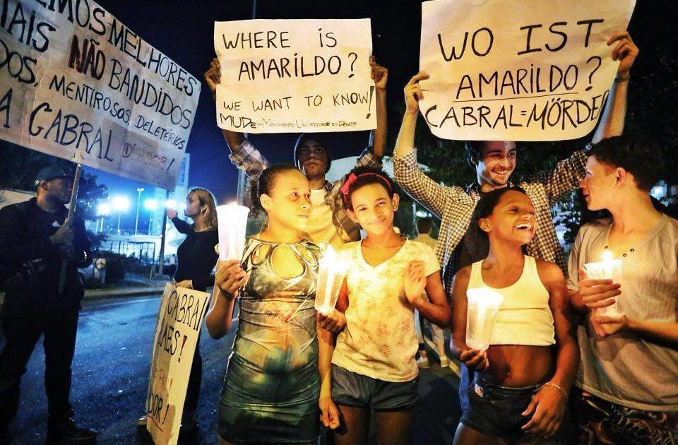 De Amarildos e Khaleds: a violência de Estado e a resistência popular no Brasil e no Egito