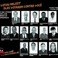Ocupação da CMB: nos negaram direitos, a rua ainda é nossa!