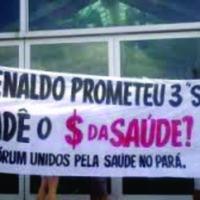 X Conferencia Municipal de Saúde de Belém –  O Desafio de cumprir a Lei