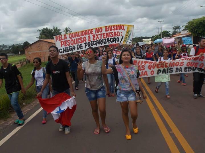 Movimento #OcupaCampusX