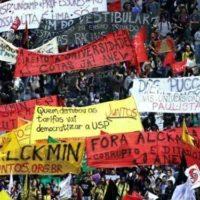 Um chamado ao apoio à luta por democracia nas universidades!