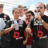 Solidariedade aos que lutam: contra a cassação do mandato de Sandro Pimentel em Natal