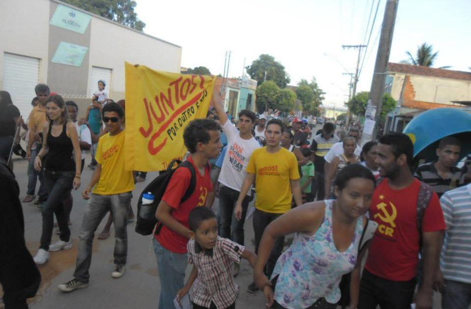 Todo apoio à luta dos moradores da Vila Atlântida – Montes Claros/MG