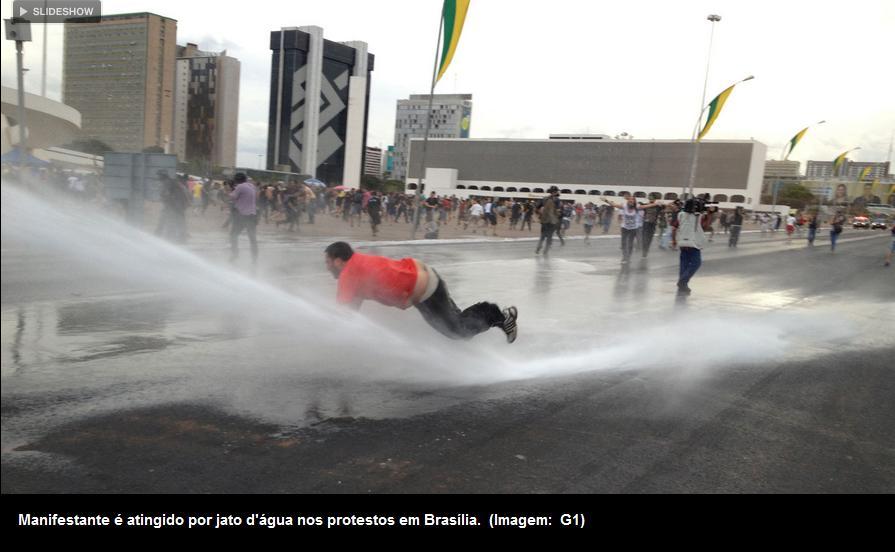 O 7 de setembro em Brasília e a necessária desmilitarização da Polícia