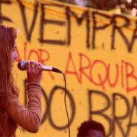 Secundarista, feminista e radical: Fabi Amorim vai representar o Juntos! na UBES