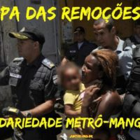 Rio 50° | Solidariedade Metrô-Mangueira