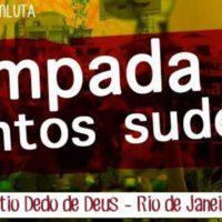 Circular paulista da I Acampada de Verão do Juntos São Paulo