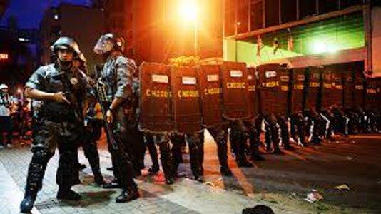 Lutar não é crime! Contra as prisões e a tentativa de assassinato de Fabrício