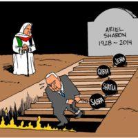 Morre Ariel Sharon, genocida de nosso tempo